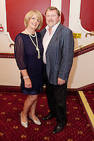 NO REPRO FEE. 13/7/2011. Keith Barry's 8 Deadly Sins has added an extra week at The Olympia Theatre due to phenomenal demand and is now running until August 13th. Pictured are Ken and Kitty Barry (Keiths Parents)Picture James Horan/Collins Photos