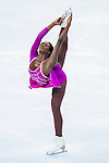 Mae Berenice Meite of France compete in the Figure Skating Team Ice Dance Short Program during the 2014 Sochi Olympic Winter Games at Iceberg Skating Palace on February 8, 2014 in Sochi, Russia. Photo by Victor Fraile / Power Sport Images