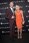 Alexander Ludwig, Malin Akerman attends Pre-Oscar Bulgari and Save the Children to launch STOP.THINK.GIVE held at Spago in Beverly Hills, California on February 17,2015                                                                               © 2015 Hollywood Press Agency