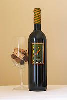 La Ninota 2005, grenache, carignan, syrah, merlot, cabernet sauvignon, tempranillo. Priorato, Catalonia, Spain.