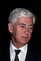 Andre Chagnon<br /> , President et CEO, Videotron, 19 janvier 1987<br /> <br /> PHOTO :  : Agence Quebec Presse