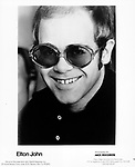 Elton John on MCA Records<br /> photo from promoarchive.com/ Photofeatures
