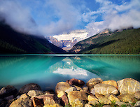 Lake Louise. Banff National Park, Canada.