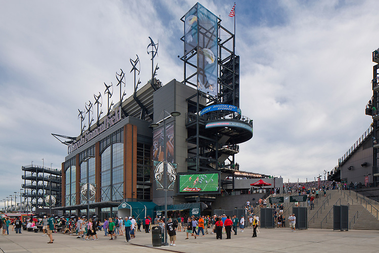 Philadelphia's Eagle Stadium