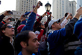 NY Giants Super Bowl Victory Parade 2012
