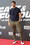 Diego Matamoros Flores during the photocall for the 'Fast & Furious 9' Madrid Premiere. June 17, 2021. (ALTERPHOTOS/Acero)