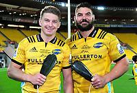 180310 Super Rugby - Hurricanes v Crusaders