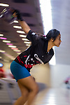 Boys & Girls singles competition during Day 1 of the World Youth Tenpin Bowling Championships on August 08, 2014 at the SCAA bowling centre in Hong Kong, China.  Photo by Aitor Alcalde / Power Sport Images