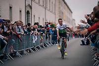 Serge Pauwels (BEL/Dimension Data) at the Team presentation in La Roche-sur-Yon<br /> <br /> Le Grand Départ 2018<br /> 105th Tour de France 2018<br /> ©kramon