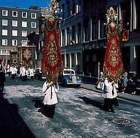Processie in Antwerpen