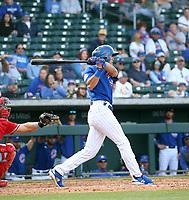 Zach Davis - Chicago Cubs 2020 spring training (Bill Mitchell)