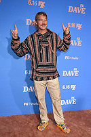 """LOS ANGELES, CA - JUNE 10: Diplo attends the Season Two Red Carpet event for FXX's """"DAVE"""" at the Greek Theater on June 10, 2021 in Los Angeles, California. (Photo by Frank Micelotta/FXX/PictureGroup)"""