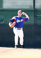 Robbie Ross / Texas Rangers 2008 Instructional League..Photo by:  Bill Mitchell/Four Seam Images