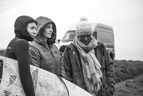 Elisabeth Clyne, Shauna Ward, Katie McAnena