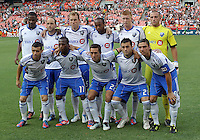 Montreal Impact starting eleven