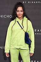 Cassey Chanel<br /> arriving for the Fenty Beauty by Rihanna launch party at Harvey Nichols, London<br /> <br /> <br /> ©Ash Knotek  D3310  19/09/2017