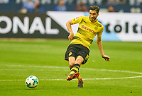 Nuri SAHIN, BVB 8  <br /> FC SCHALKE 04 -  BORUSSIA DORTMUND 2-0<br /> Football 1. Bundesliga , Gelsenkirchen,15.04.2018, 30. match day,  2017/2018 1.Bundesliga, BVB, S04, <br />  *** Local Caption *** © pixathlon<br /> Contact: +49-40-22 63 02 60 , info@pixathlon.de