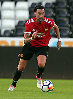 during the Alan Tate Testimonial Match, Swansea City Legends v Manchester United Legends at the Liberty Stadium, Swansea, Wales, UK