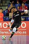 2016-11-26-FC Barcelona Lassa vs ElPozo Murcia: 2-3.
