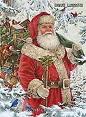 Liz,CHRISTMAS SANTA, SNOWMAN, WEIHNACHTSMÄNNER, SCHNEEMÄNNER, PAPÁ NOEL, MUÑECOS DE NIEVE, paintings+++++,USHCLD0217B,#x#