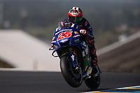 MAVERICK VINALES - SPANISH - MOVISTAR YAMAHA MotoGP - YAMAHA<br /> Le Mans 18-05-2018 Moto Gp Francia<br /> Foto Vincent Guignet / Panoramic / Insidefoto