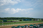 ELMONT, NY - JUNE 08:  Scenes from Friday of the Belmont Stakes Festival at Belmont Park on June 8, 2018 in Elmont, New York. (Photo by Kaz Ishida/Eclipse Sportswire/Getty Images)