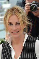 Cannes France May 12 2016 Julia Roberts attends Money Monster's photocal at Palais des Festival during the 69th Annual Cannes Film Festival
