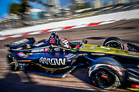 INDYCAR WARM UP - GRAND PRIX OF ST PETERBURG (USA) ROUND 1 03/08-10/2019