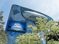 Stadhalle City Hall in Seoul, Südkorea, Asien<br /> city hall in Seoul, South Korea, Asia