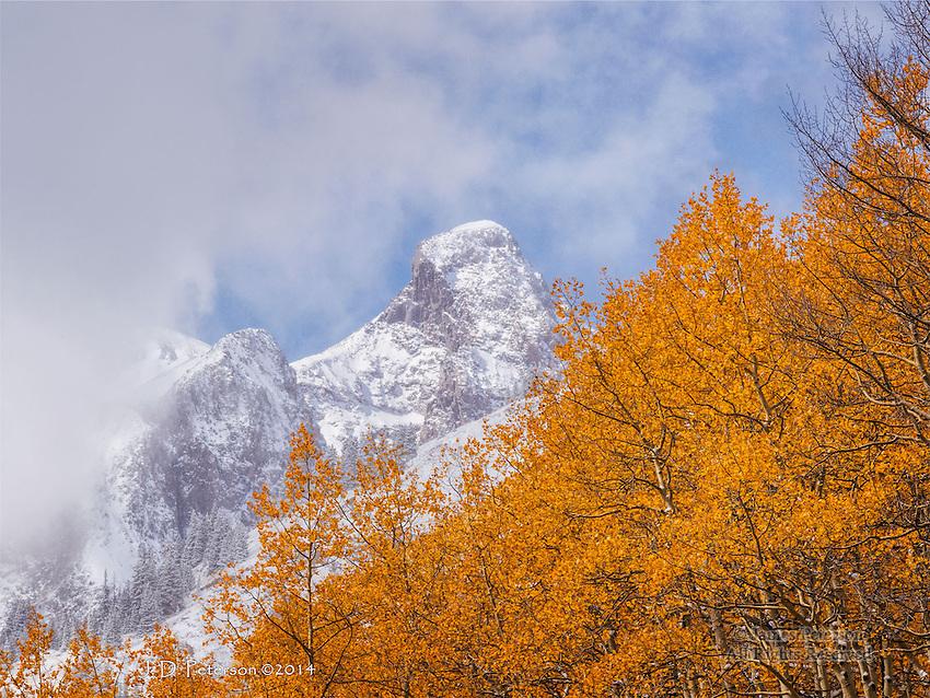 Early Autumn, San Juan Mountains, Colorado