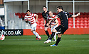 ::  ABERDEEN'S CHRIS MAGUIRE WATCHES AS HAMILTON'S TOMAS CERNY SAVES HIS PENALTY ::.25/04/2011  sct_jsp011_hamilton_v_aberdeen  .Copyright  Pic : James Stewart.James Stewart Photography 19 Carronlea Drive, Falkirk. FK2 8DN      Vat Reg No. 607 6932 25.Telephone      : +44 (0)1324 570291 .Mobile              : +44 (0)7721 416997.E-mail  :  jim@jspa.co.uk.If you require further information then contact Jim Stewart on any of the numbers above........