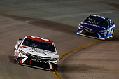 Monster Energy NASCAR Cup Series<br /> Federated Auto Parts 400<br /> Richmond Raceway, Richmond, VA USA<br /> Saturday 9 September 2017<br /> Matt Kenseth, Joe Gibbs Racing, Hurricane Harvey Relief Toyota Camry and Martin Truex Jr, Furniture Row Racing, Auto-Owners Insurance Toyota Camry<br /> World Copyright: Russell LaBounty<br /> LAT Images