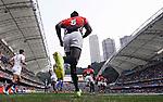 Day 3 of the 2012 Cathay Pacific / HSBC Hong Kong Sevens at the Hong Kong Stadium in Hong Kong, China on 25th March 2012. Photo © Raf Sanchez / The Power of Sport Images