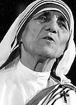 Mother Teresa Charity of Kolkta India Ron Bennett Photo, Mother Teresa Agnese Gonxhe Bojaxhiu an Indian Catholic nun of Albanian origin who founded the Missionaries of Charity in Kolkata India in 1950,