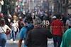 Campinas (SP), 11/08/2021 - Covid-SP - Movimentação no centro de Campinas, interior de São Paulo, nesta quarta-feira (11). Após o inicio da vacinação de maiores de 18 anos. O agendamento que começou ontem já foi encerrado, pois esgotou o número de 53 mil vagas para maiores de 18 anos e foi suspenso o agendamento.