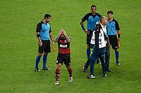 Rio de Janeiro (RJ), 12/07/2020 - Fluminense-Flamengo - Gabriel Barbosa. Partida entre Fluminense e Flamengo, válida pela final do Campeonato Carioca 2020, no Estádio Jornalista Mário Filho (Maracanã), na zona norte do Rio de Janeiro, neste domingo (12).