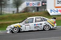 1998 British Touring Car Championship pre season test day.