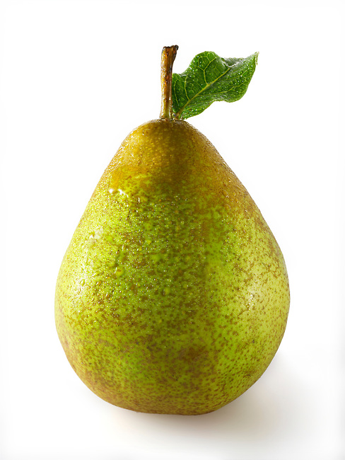 Fresh  comice pears whole