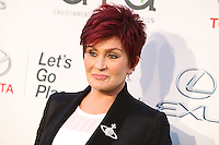 BURBANK, CA, USA - OCTOBER 18: Sharon Osbourne arrives at the 2014 Environmental Media Awards held at Warner Bros. Studios on October 18, 2014 in Burbank, California, United States. (Photo by Xavier Collin/Celebrity Monitor)