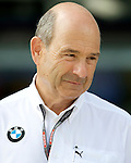 05 Apr 2009, Kuala Lumpur, Malaysia --- BMW Sauber F1 Team principal Peter Sauber attend the 2009 Fia Formula One Malasyan Grand Prix at the Sepang circuit near Kuala Lumpur. Photo by Victor Fraile --- Image by © Victor Fraile / The Power of Sport Images