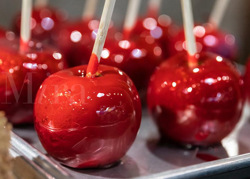 Candy apple treats.