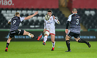 Saturday 15th February 2020 | Ospreys vs Ulster Rugby<br /> <br /> Billy Burns in action during the PRO14 Round 11 clash between the Ospreys and Ulster Rugby at the Liberty Stadium, Swansea, Wales. Photo by John Dickson/DICKSONDIGITAL
