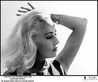 Prod DB © Sud Pacifique Films / DR<br /> BAIE DES ANGES (BAIE DES ANGES) de Jacques Demy 1963 FRA<br /> avec Jeanne Moreau<br /> portrait