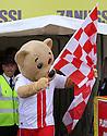 Borobear<br />  Stevenage v Oldham Athletic - Sky Bet League 1 - Lamex Stadium, Stevenage - 3rd August, 2013<br />  © Kevin Coleman 2013