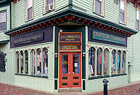 Victorial store front, Cape May, New Jersey, USA