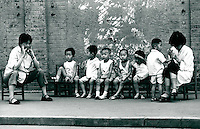Kindergarten in Peking, China 1980