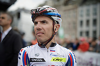 Joaquim Rodriguez (ESP/Katusha) before the race<br /> <br /> 101th Liège-Bastogne-Liège 2015
