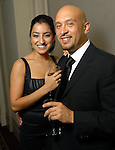 Kelly Badaoui and Hector Miranda at the Big Brothers Big Sisters Gala at The Corinthian Friday April 17,2009.(Dave Rossman/For the Chronicle)
