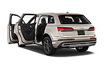 Car images of 2020 Audi Q7 Advanced 5 Door SUV Doors