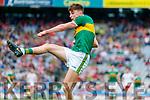 Sean O'Shea, Kerry during the All Ireland Senior Football Semi Final between Kerry and Tyrone at Croke Park, Dublin on Sunday.